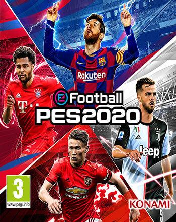 دانلود-بازی-eFootball-PES-2020