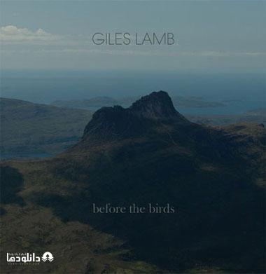 البوم-موسیقی-giles-lamb-before-the-birds
