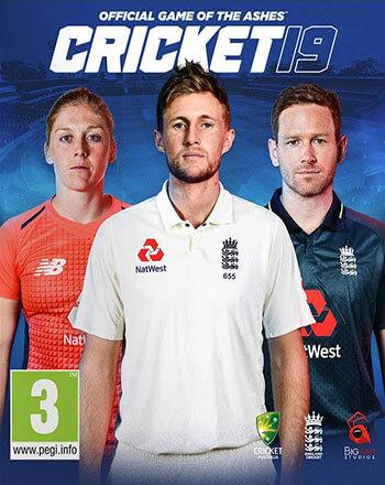 دانلود بازی Cricket 19 v1300 برای کامپیوتر – نسخه فشرده FitGirl