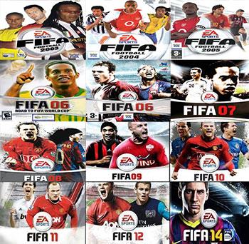 دانلود-بازی-FIFA-Collection