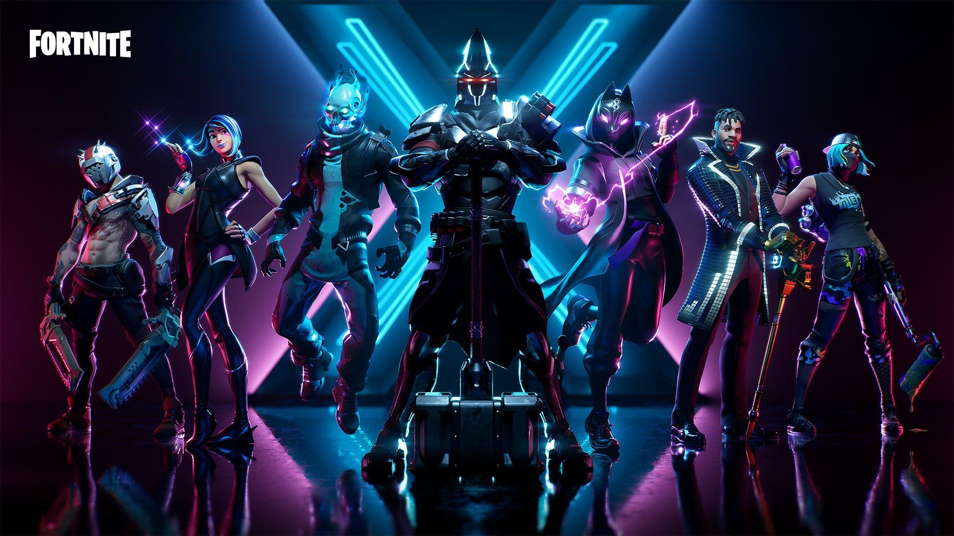 دانلود بازی Fortnite Season X v10.20 برای PC