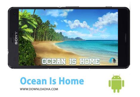 کاور-Ocean-Is-Home