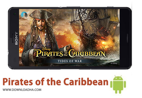 کاور-Pirates-of-the-Caribbean