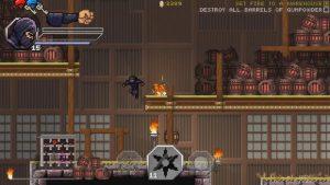 Screen-shot-game-Pixel-Shinobi-تسعة-demons-of-Mamoru