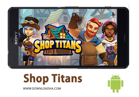 کاور-Shop-Titans