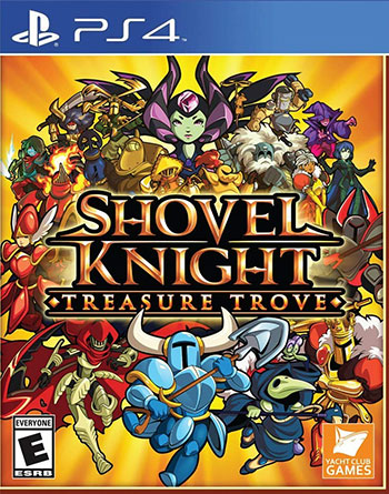 دانلود-بازی-Shovel-Knight-Treasure-Trove