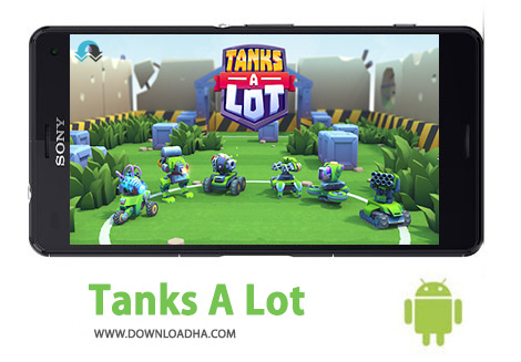 کاور-Tanks-A-Lot