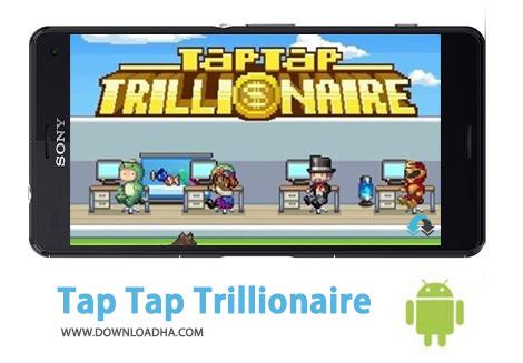 کاور-Tap-Tap-Trillionaire