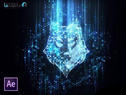 پروژه-نمایش-لوگو-Tech-Energy-Logo-Intro