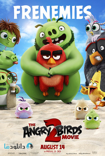 کاور-The-Angry-Birds-Movie-2-2019