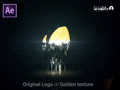 پروژه-نمایش-لوگو-shattered-golden-logo