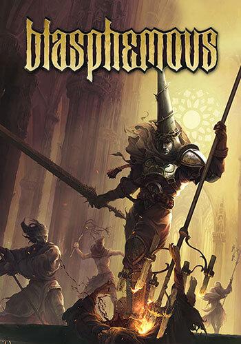 دانلود بازی Blasphemous برای کامپیوتر