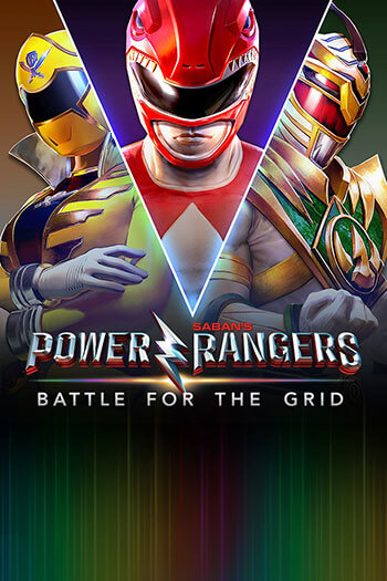 دانلود بازی Power Rangers Battle for the Grid – Collectors Edition برای کامپیوتر