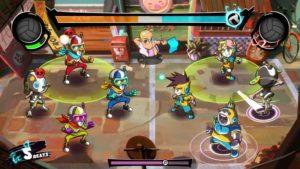 اسکرین-شات-بازی-Super-Dodgeball-Beats