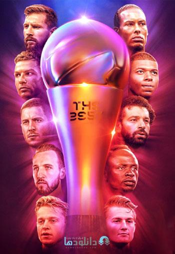 مراسم-بهترین-فیفا-the-best-fifa-football-awards-2019