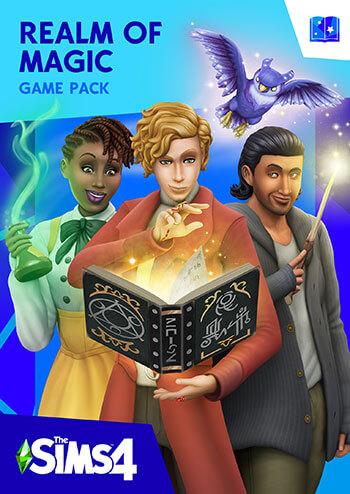 دانلود-بازی-The-Sims-4-Realm-of-Magic