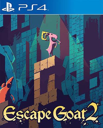 دانلود نسخه هک شده بازی Escape Goat 2 برای PS4 – ریلیز Fugazi