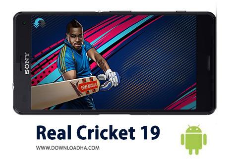 کاور-Real-Cricket-19