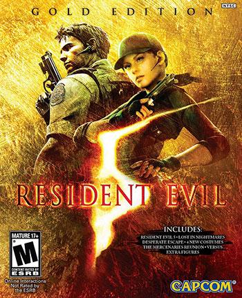 دانلود-بازی-Resident-Evil-5-Gold-Edition