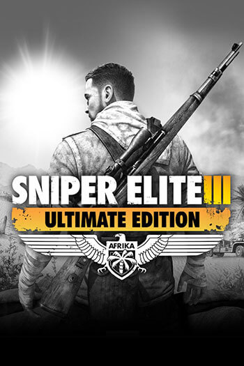 دانلود بازی Sniper Elite 3 Ultimate Edition برای کامپیوتر – نسخه PLAZA