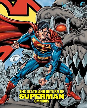 کاور-The-Death-and-Return-of-Superman-2019
