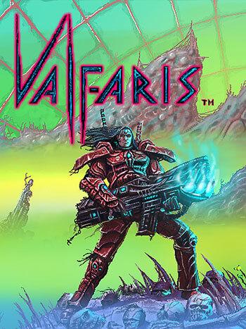 دانلود بازی Valfaris برای کامپیوتر