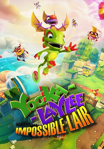 دانلود بازی Yooka-Laylee and the Impossible Lair برای کامپیوتر