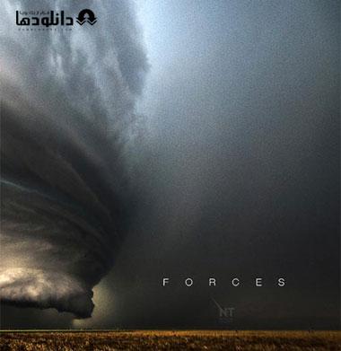 البوم-موسیقی-ninja-tracks-forces-thunder