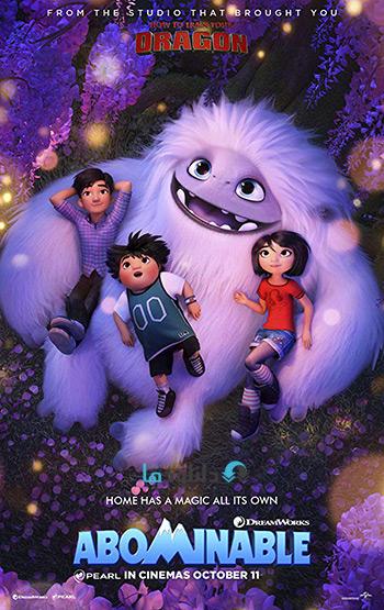 انیمیشن-Abominable-2019