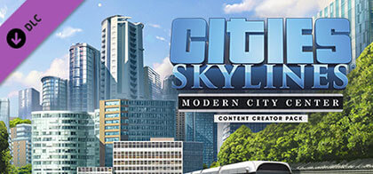 دانلود-بازی-Cities-Skylines-Content-Creator-Pack-Modern-City-Center