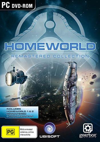 تحميل Homeworld Remastered Collection للكمبيوتر الشخصي - العاب العرب
