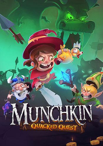 دانلود بازی Munchkin Quacked Quest برای کامپیوتر – نسخه HOODLUM