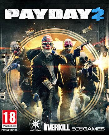دانلود بازی PAYDAY 2 Border Crossing Heist برای کامپیوتر – نسخه PLAZA