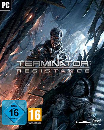 دانلود بازی Terminator Resistance برای کامپیوتر – نسخه HOODLUM
