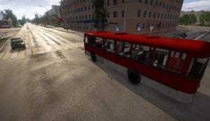 صور لعبة محاكاة حافلة