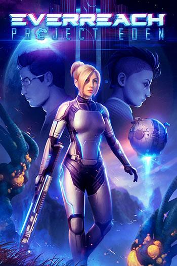 دانلود بازی Everreach Project Eden برای کامپیوتر – نسخه HOODLUM