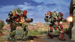 تصاویر-بازی-MechWarrior-5-Mercenaries