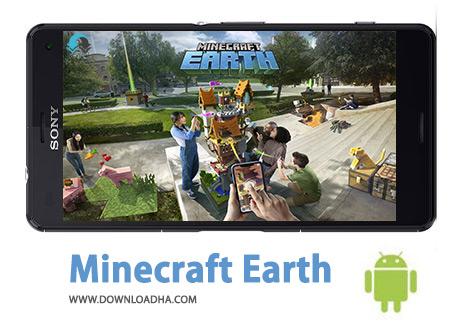 بازی-Minecraft-Earth