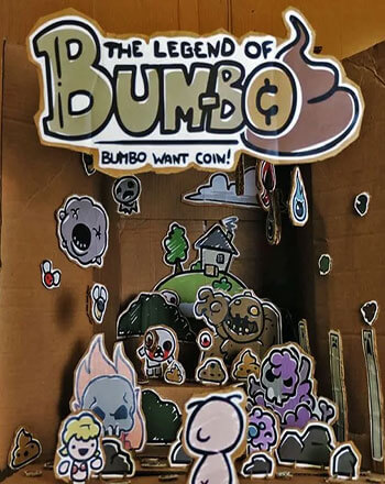 دانلود بازی The Legend of Bum-Bo v1.0.7c برای کامپیوتر – نسخه SiMPLEX