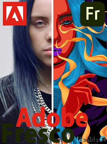 دانلود نرم افزار Adobe Fresco 1.2.0.4 – طراحی و نقاشی حرفهای به سبک ادوبی
