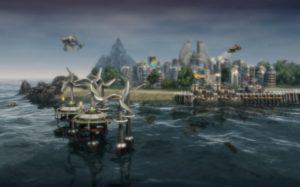 لعبة لقطة شاشة- Anno-2070-Complete-Edition-PC