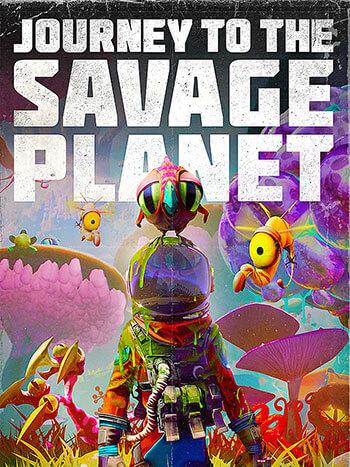 دانلود بازی Journey to the Savage Planet برای کامپیوتر – نسخه CODEX