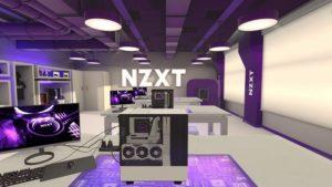 صور - العاب - كمبيوتر - بناء محاكي - NZXT- ورشة عمل