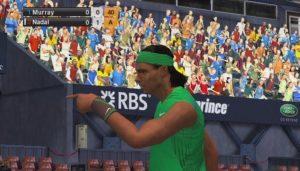 لقطة شاشة-game-Virtua-Tennis-2009-PC