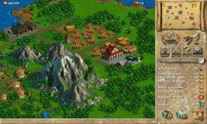لقطة من لعبة Anno-1602-AD-PC