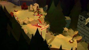 لقطة من لعبة Bloodroots