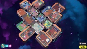 لعبة الصور خارج الفضاء