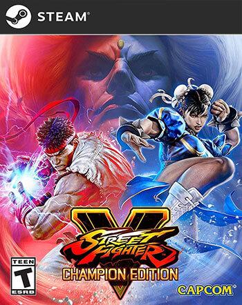 دانلود بازی Street Fighter V Champion Edition برای کامپیوتر – نسخه CODEX