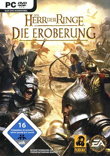 دانلود بازی The Lord of the Rings Conquest برای کامپیوتر