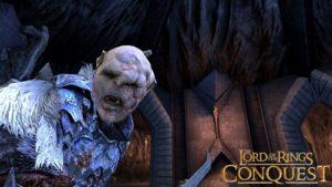 لقطة من لعبة The-Lord-of-the-Rings-Conquest-PC